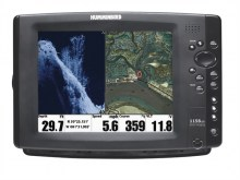 fishfinders, dieptemeters